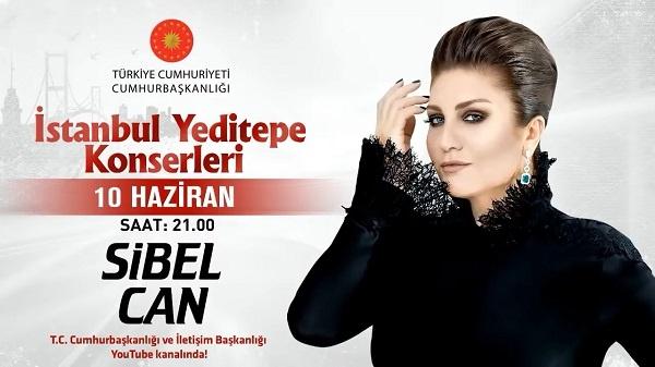 Sibel Can İstanbul Yeditepe Konserleri indir
