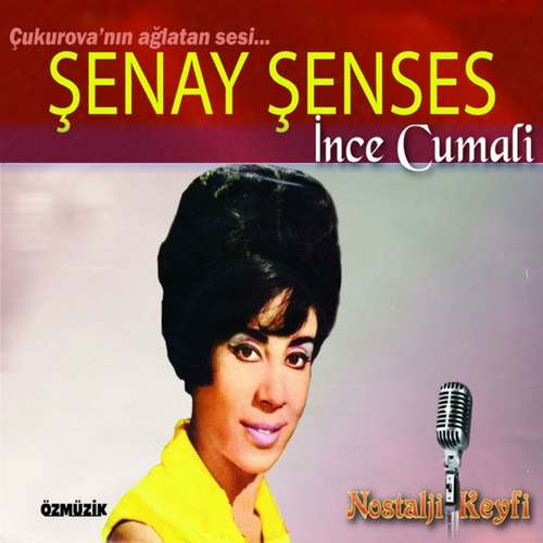 Şenay Şenses - Çukurovanın Ağlatan Sesi (Günahkar Kadın) Full Albüm İndir