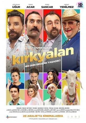 Kırk Yalan (HD) İNDİR, Kırk Yalan Full HD Tek Parça İndir, Kırk Yalan Türk Film İndir, Kırk Yalan 1080p HD Film İndir,