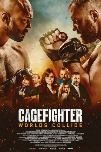Cagefighter (HD) İNDİR