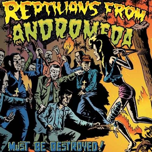 Reptilians From Andromeda Yeni Must Be Destroyed! Full Albüm İndir