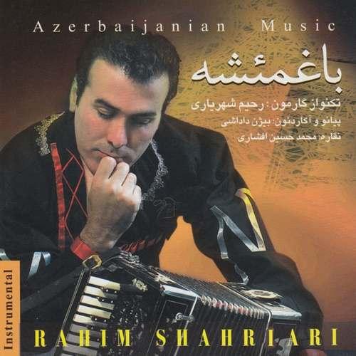 Rahim Shahriari - Baghmeshe Full Albüm İndir