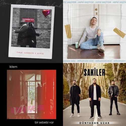 Çesitli Sanatçilar Yeni Zirvedekiler Hot Hits Türkiye Müzik (29 Ocak 2021) Full Albüm İndir