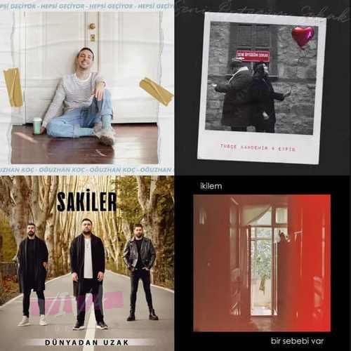 Çesitli Sanatçilar Yeni Zirvedekiler Hot Hits Türkiye Müzik (5 Şubat 2021) Full Albüm İndir