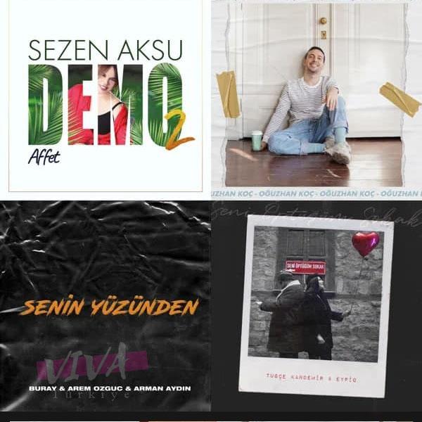 Çesitli Sanatçilar Yeni Zirvedekiler Türkçe Pop Hits Müzik (5 Şubat 2021) Full Albüm İndir