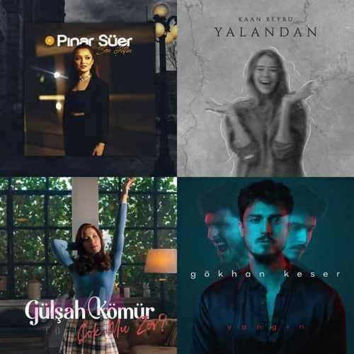 Çesitli Sanatçilar Yeni Zirvedekiler Yeni Türkçe Hit Müzik (5 Şubat 2021) Full Albüm İndir