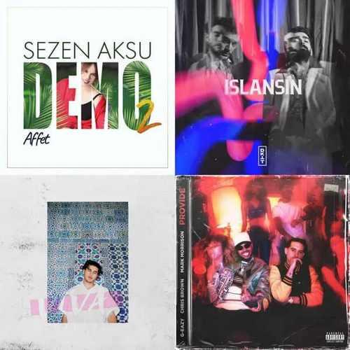 Çesitli Sanatçilar Yeni New Music Friday Türkiye (5 Şubat 2021) Full Albüm İndir