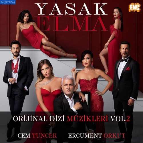 Cem Tuncer Yeni Yasak Elma (Orijinal Dizi Müzikleri Vol. 2) Full Albüm İndir