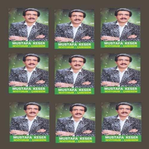 Mustafa Keser - Seviyorum Çaresizim Full Albüm İndir
