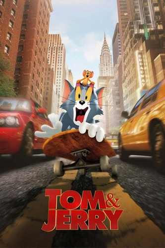 Tom and Jerry 2021 (HD) İNDİR