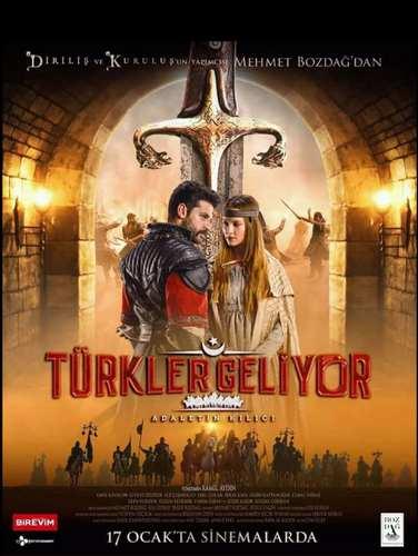 Türkler Geliyor Adaletin Kılıcı (HD) İNDİR