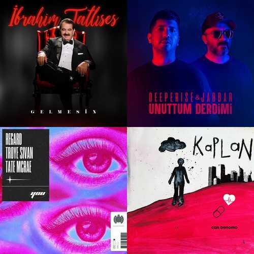 Çesitli Sanatçilar Yeni New Music Friday Türkiye (16 Nisan 2021) Full Albüm İndir