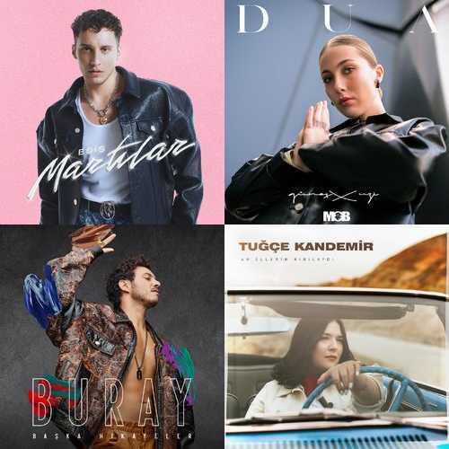 Çesitli Sanatçilar Yeni Zirvedekiler Hot Hits Türkiye Müzik (16 Nisan 2021) Full Albüm İndir