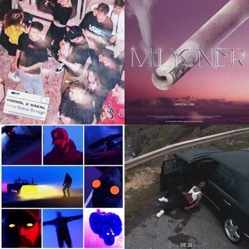 Çesitli Sanatçilar Yeni Zirvedekiler Türkçe Rap Hits Müzik (16 Nisan 2021) Full Albüm İndir