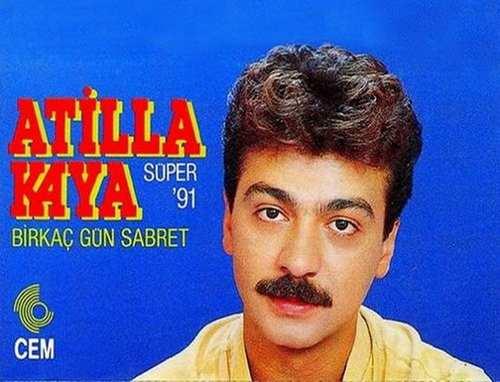 Atilla Kaya - Süper 91 Full Albüm İndir