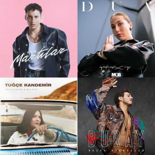Çesitli Sanatçilar Yeni Zirvedekiler Hot Hits Türkiye Müzik (23 Nisan 2021) Full Albüm İndir