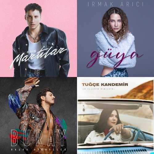 Çesitli Sanatçilar Yeni Zirvedekiler Türkçe Pop Hits Müzik (23 Nisan 2021) Full Albüm İndir