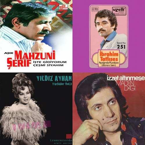 Çesitli Sanatçilar Yeni Türk Halk Müzik 70'lar Seçmeler (13 Mayıs 2021) Full Albüm İndir
