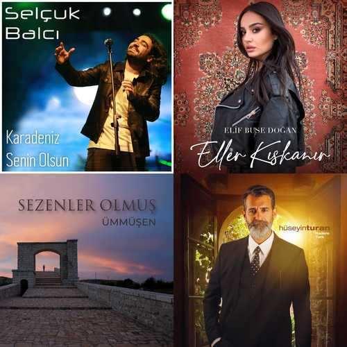 Çesitli Sanatçilar Yeni Zirvedekiler Türk Halk Müzik Listesi (7 Mayıs 2021) Full Albüm İndir
