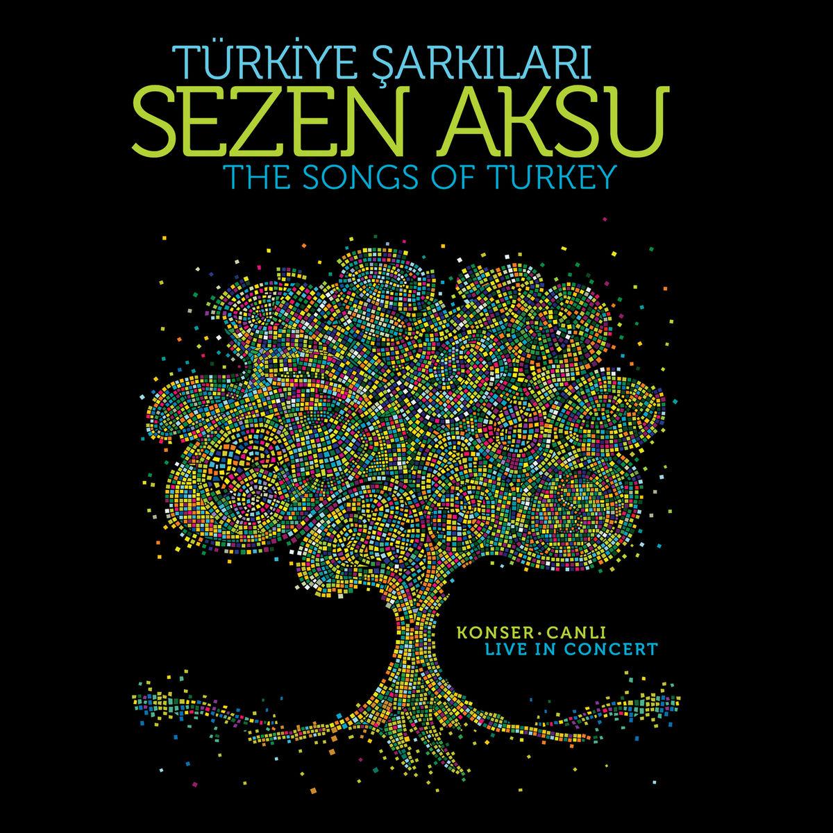 Sezen Aksu Yeni Türkiye Şarkıları (Canlı) Full Albüm İndir