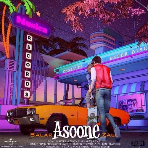 Salar Zall Yeni Asoone Şarkısını İndir