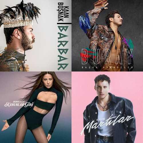 Çesitli Sanatçilar Yeni Zirvedekiler Hot Hits Türkiye Müzik (4 Haziran 2021) Full Albüm İndir