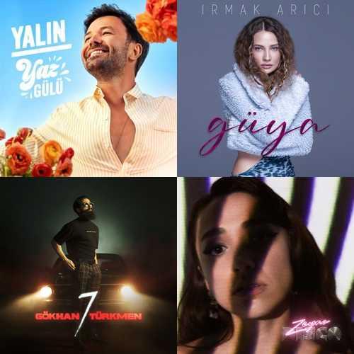 Çesitli Sanatçilar Yeni Zirvedekiler Türkçe Pop Hits Müzik (4 Haziran 2021) Full Albüm İndir