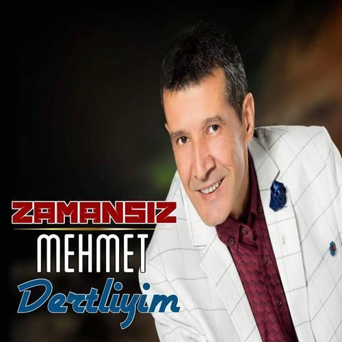 Zamansız Mehmet - Dertliyim (2021) (EP) Albüm İndir