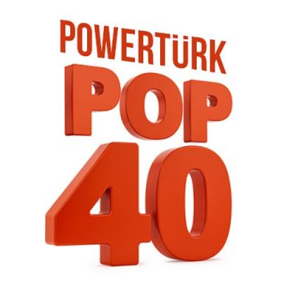 PowerTurk FM Yeni Top 40 Listesi 14 Temmuz (2021) Full Albüm İndir