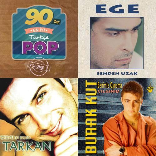 Çesitli Sanatçilar Yeni 90'lar - 2000'lar Hareketl Hit Şarkılar Full Albüm İndir
