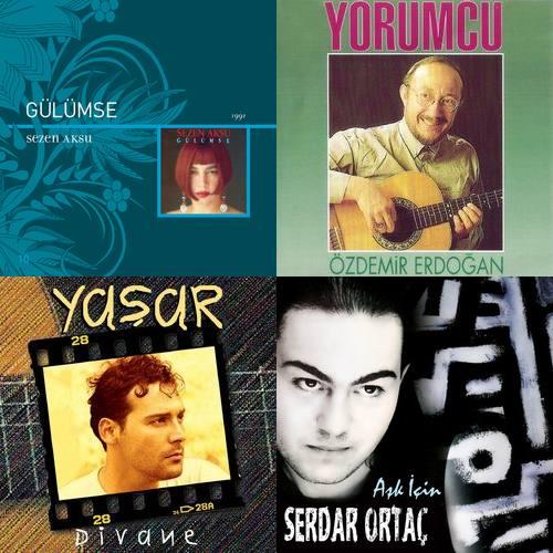 Çesitli Sanatçilar Yeni 90'lar Türkçe Pop TOP Hits Müzik (5 Eylül 2021) Full Albüm İndir