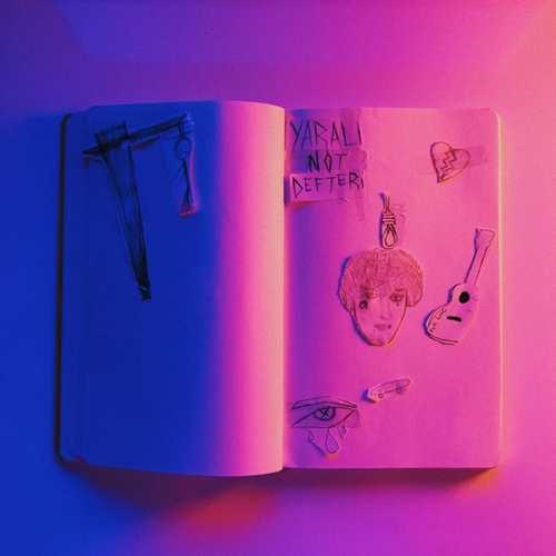 Karamel Makiyato Yeni Yaralı Not Defteri Full Albüm İndir
