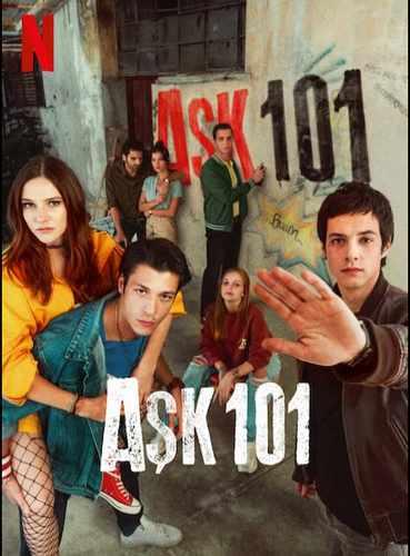 Aşk 101 (Sezon 2)Tüm Bölümler Tek Link indir